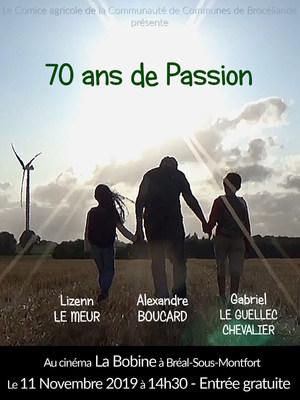 70 ans de passion